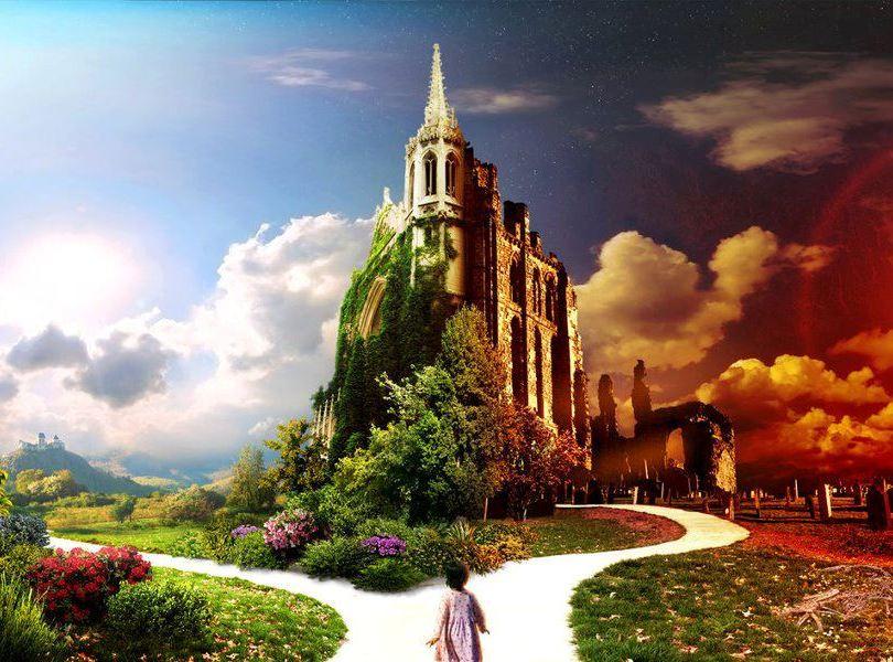 Jesús dijo: Yo soy el camino, y la verdad, y la vida; nadie viene al Padre sino por mí.  Juan 14:6