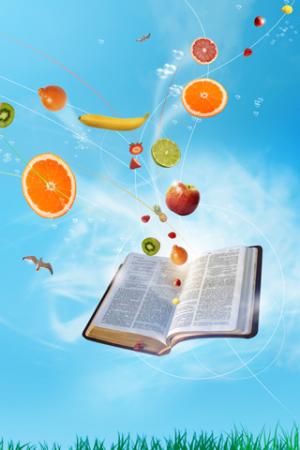 1ª.Corintios 10:3-4 Y todos comieron el mismo alimento espiritual; porque bebían de la roca espiritual que los seguía, y la roca era Cristo.